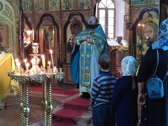 Проповедь Отца Димитрия